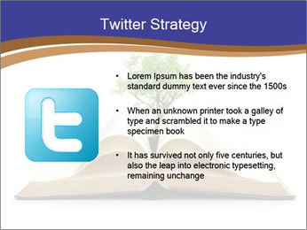 Tree growing PowerPoint Templates - Slide 9