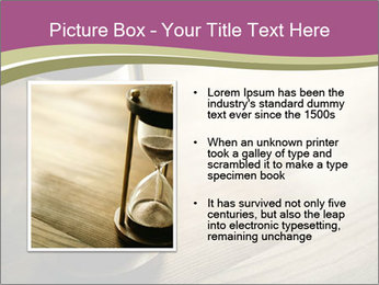 Hourglass PowerPoint Template - Slide 13