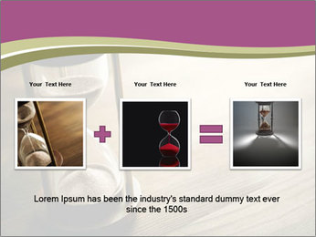 Hourglass PowerPoint Template - Slide 22