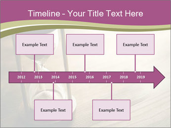 Hourglass PowerPoint Template - Slide 28