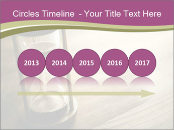Hourglass PowerPoint Template - Slide 29
