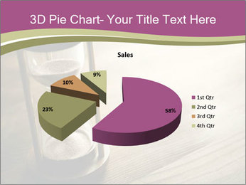 Hourglass PowerPoint Template - Slide 35