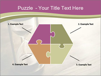 Hourglass PowerPoint Template - Slide 40