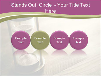 Hourglass PowerPoint Template - Slide 76