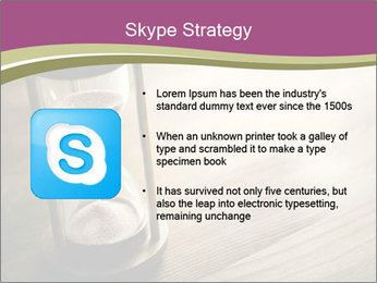 Hourglass PowerPoint Template - Slide 8