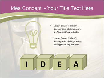 Hourglass PowerPoint Template - Slide 80
