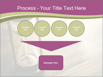 Hourglass PowerPoint Template - Slide 93