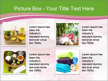 Aroma candle PowerPoint Template - Slide 14
