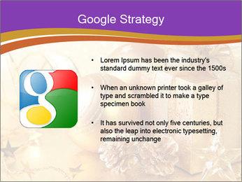 Christmas gift box PowerPoint Template - Slide 10