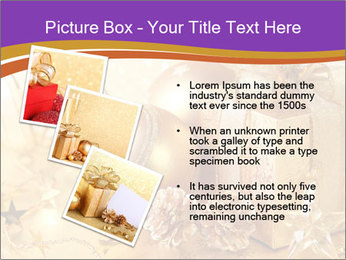 Christmas gift box PowerPoint Template - Slide 17