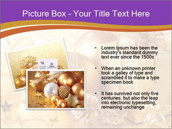 Christmas gift box PowerPoint Template - Slide 20