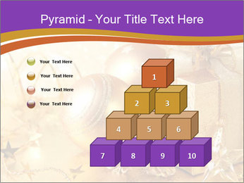 Christmas gift box PowerPoint Template - Slide 31