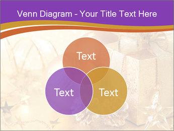 Christmas gift box PowerPoint Template - Slide 33