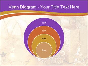 Christmas gift box PowerPoint Template - Slide 34