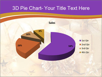 Christmas gift box PowerPoint Template - Slide 35