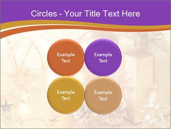 Christmas gift box PowerPoint Template - Slide 38