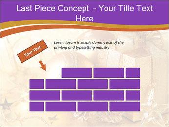 Christmas gift box PowerPoint Template - Slide 46