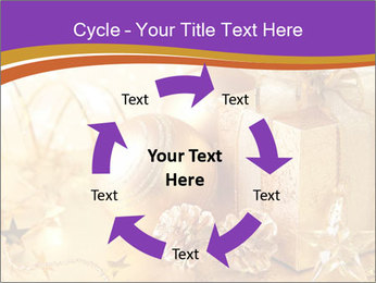 Christmas gift box PowerPoint Template - Slide 62