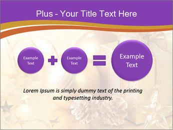 Christmas gift box PowerPoint Template - Slide 75