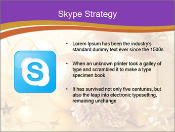 Christmas gift box PowerPoint Template - Slide 8
