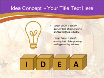 Christmas gift box PowerPoint Template - Slide 80