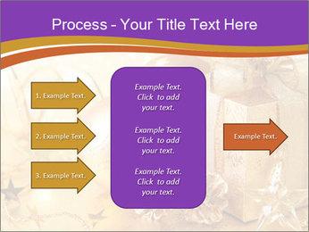 Christmas gift box PowerPoint Template - Slide 85
