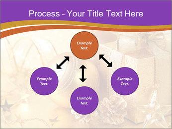 Christmas gift box PowerPoint Template - Slide 91