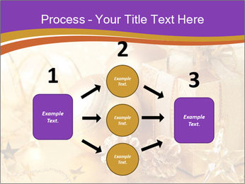 Christmas gift box PowerPoint Template - Slide 92