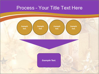 Christmas gift box PowerPoint Template - Slide 93