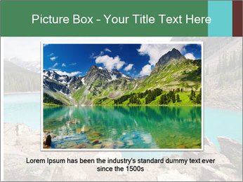 Moraine Lake PowerPoint Templates - Slide 15