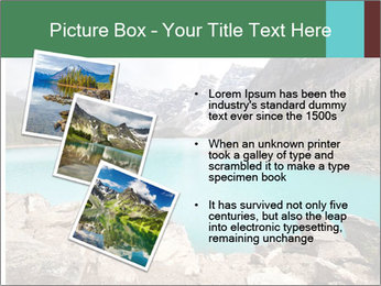 Moraine Lake PowerPoint Templates - Slide 17