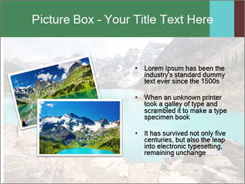 Moraine Lake PowerPoint Templates - Slide 20