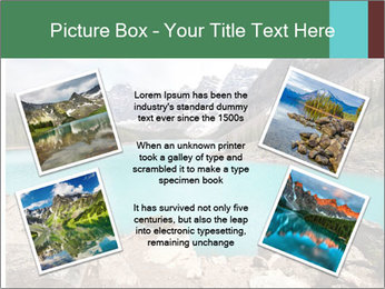 Moraine Lake PowerPoint Templates - Slide 24
