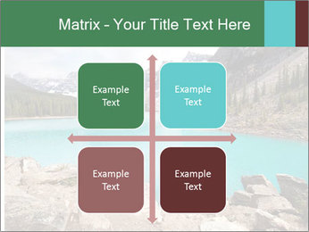 Moraine Lake PowerPoint Templates - Slide 37