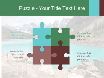 Moraine Lake PowerPoint Templates - Slide 43