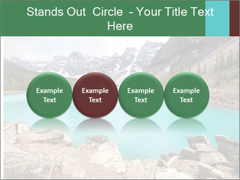 Moraine Lake PowerPoint Templates - Slide 76