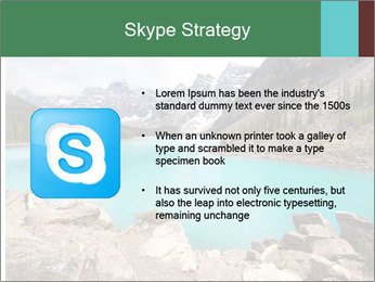 Moraine Lake PowerPoint Templates - Slide 8