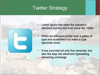 Moraine Lake PowerPoint Templates - Slide 9