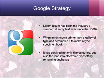 Natural amethyst PowerPoint Template - Slide 10