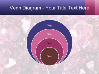 Natural amethyst PowerPoint Template - Slide 34