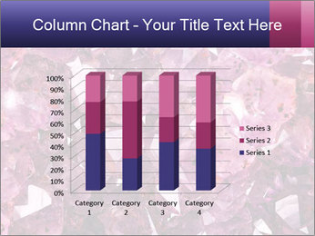 Natural amethyst PowerPoint Template - Slide 50
