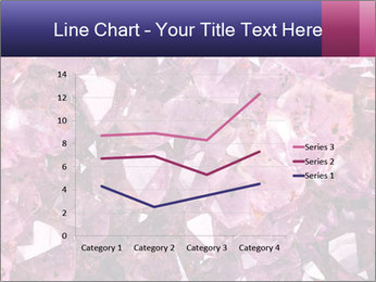 Natural amethyst PowerPoint Template - Slide 54