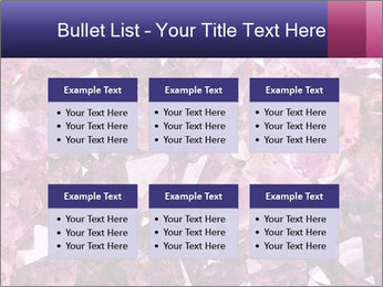 Natural amethyst PowerPoint Template - Slide 56