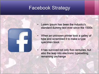 Natural amethyst PowerPoint Template - Slide 6