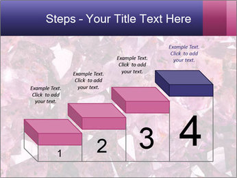 Natural amethyst PowerPoint Template - Slide 64