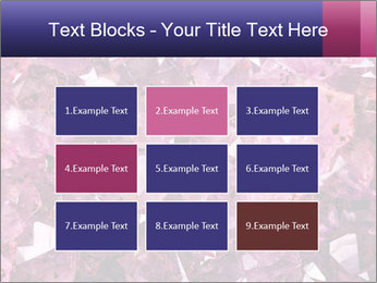Natural amethyst PowerPoint Template - Slide 68