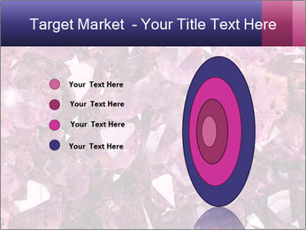 Natural amethyst PowerPoint Template - Slide 84