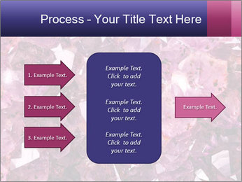Natural amethyst PowerPoint Template - Slide 85