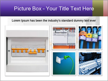 Electricity distribution PowerPoint Template - Slide 19
