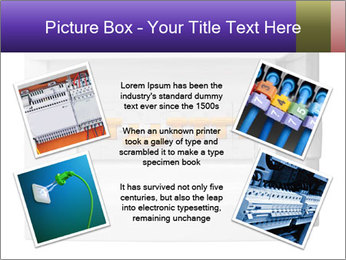 Electricity distribution PowerPoint Template - Slide 24